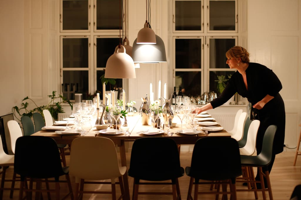 The Perfect Dinner Party