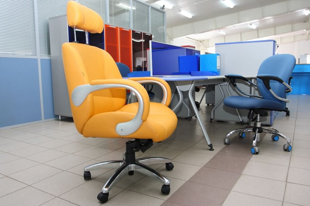 Why Get Ergonomic Chairs for Your Office?