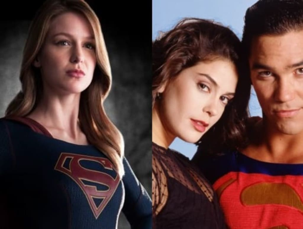 Look, Up In The Sky: Is 'Supergirl' Going To Reunite The 1990s Lois & Clark?