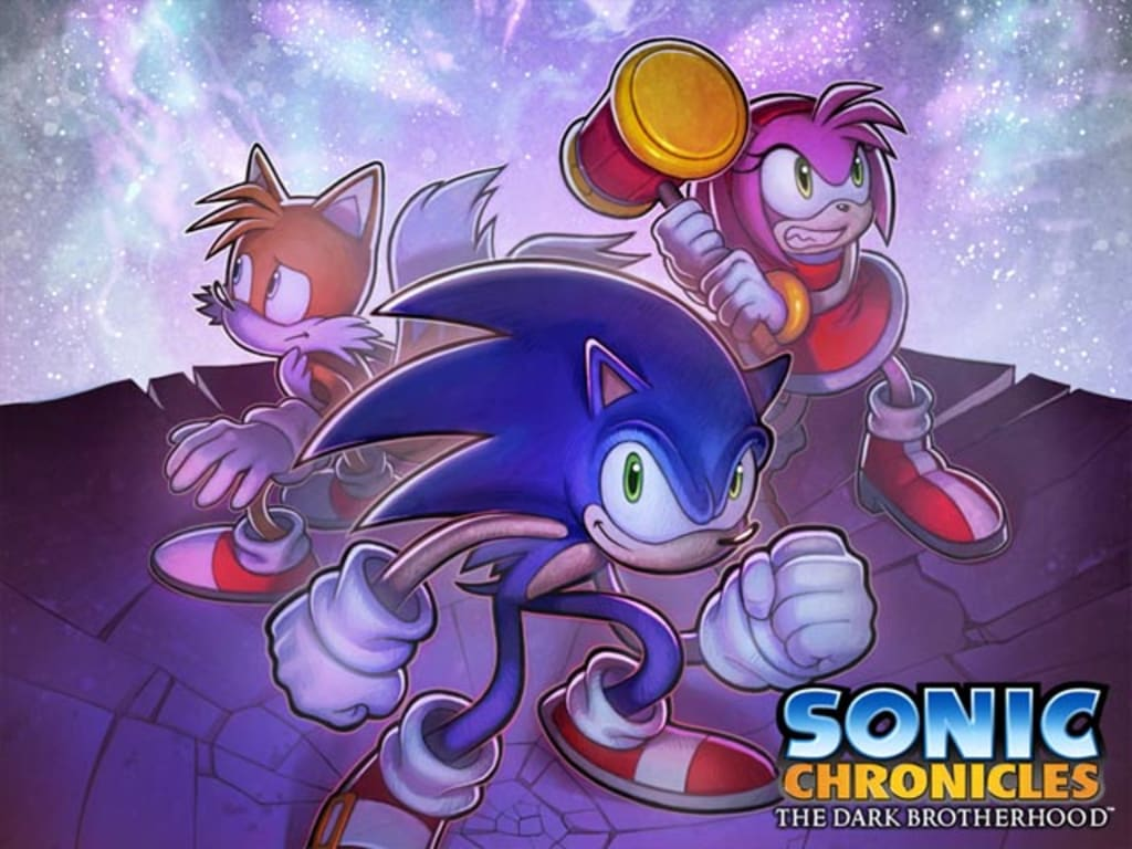 "The Black Sheep Gem that SEGA Should Remember - ""Sonic Chronicles: The Dark Brotherhood"""
