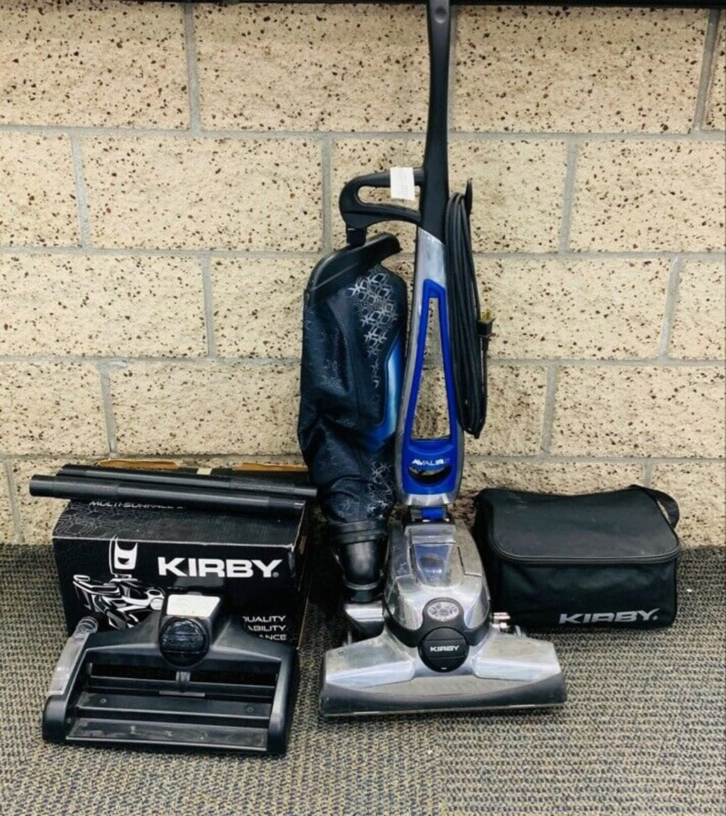 I Convinced People to Buy a $2,000 Vacuum
