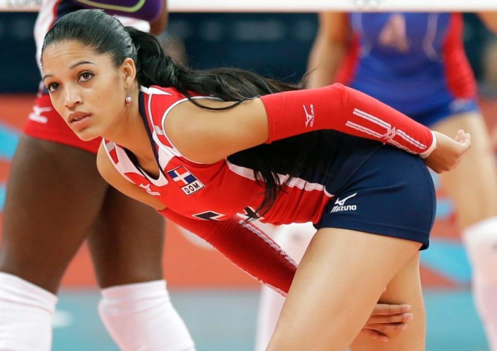 Top Sexiest Women In Sport