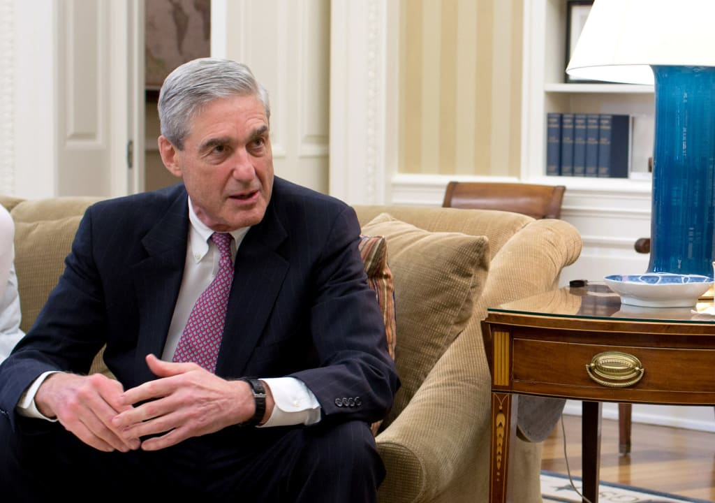 Who Is Next In The Mueller Probe?