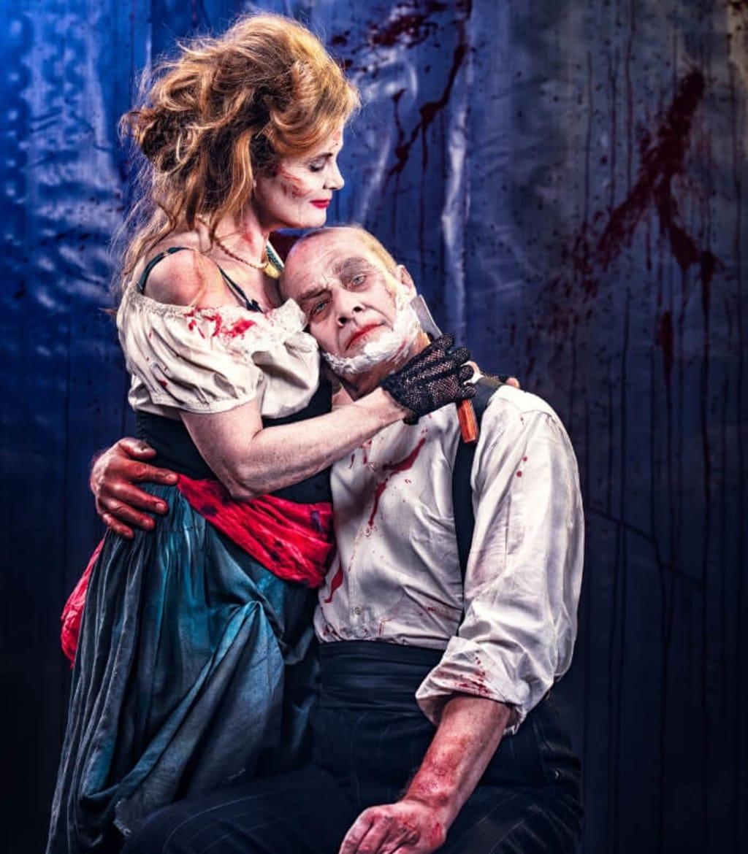 'Sweeney Todd: The Demon Barber of Fleet Street' at the Lyric Theatre Belfast