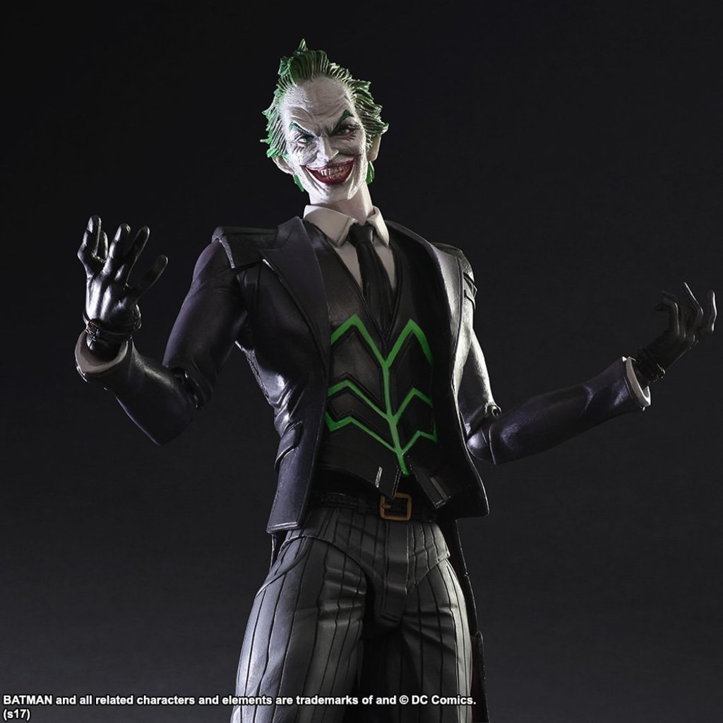 Make No Joke, 'Kingdom Hearts'-Style Joker Is Everything Glorious About This Crazy World