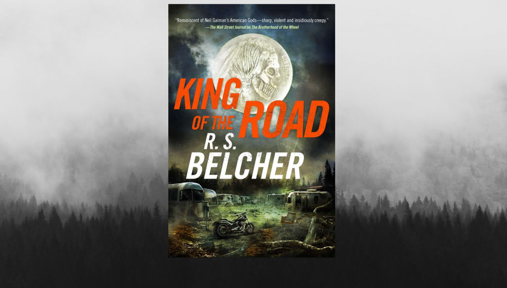 Book Review: 'King of the Road' by R.S. Belcher