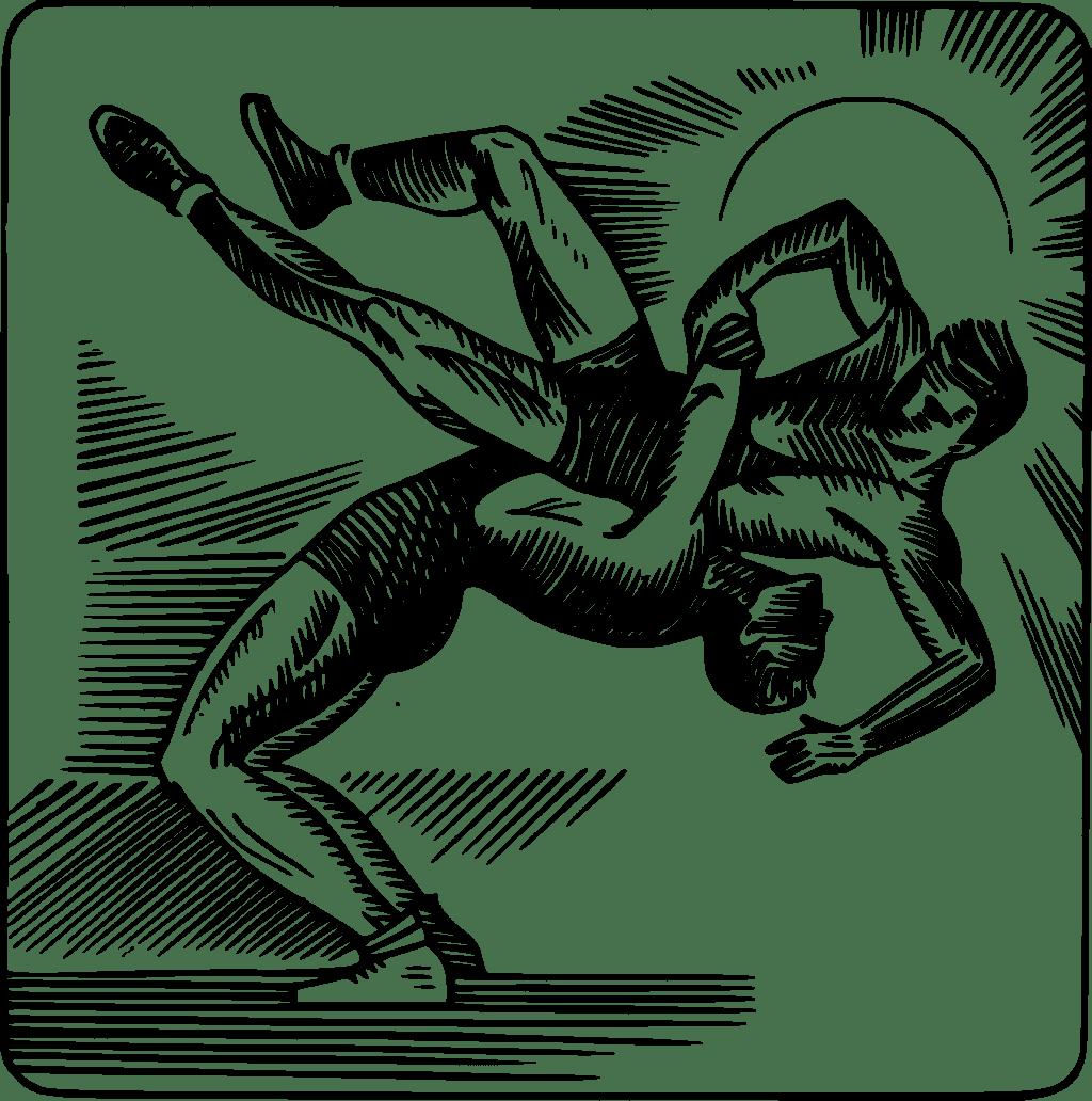 Wrestling Goliath