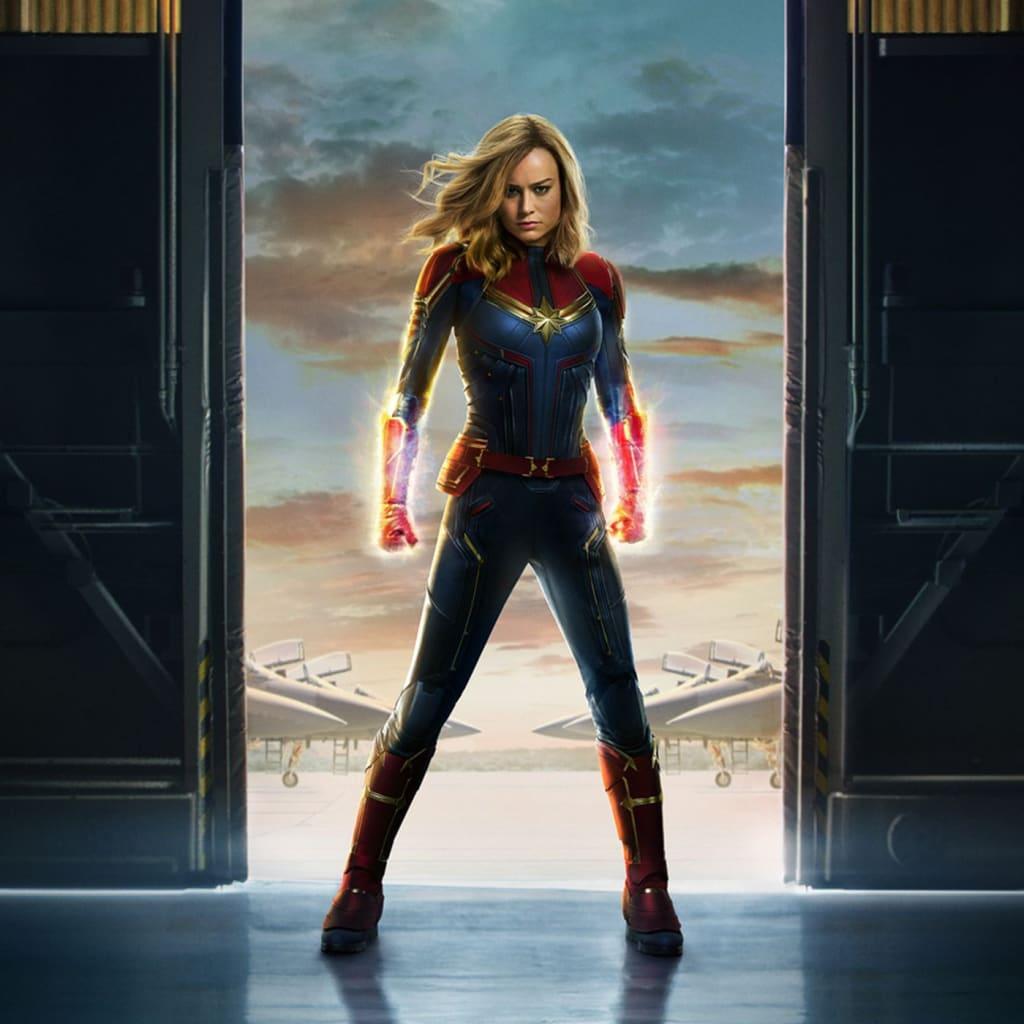 captain marvel' review: spoiler free