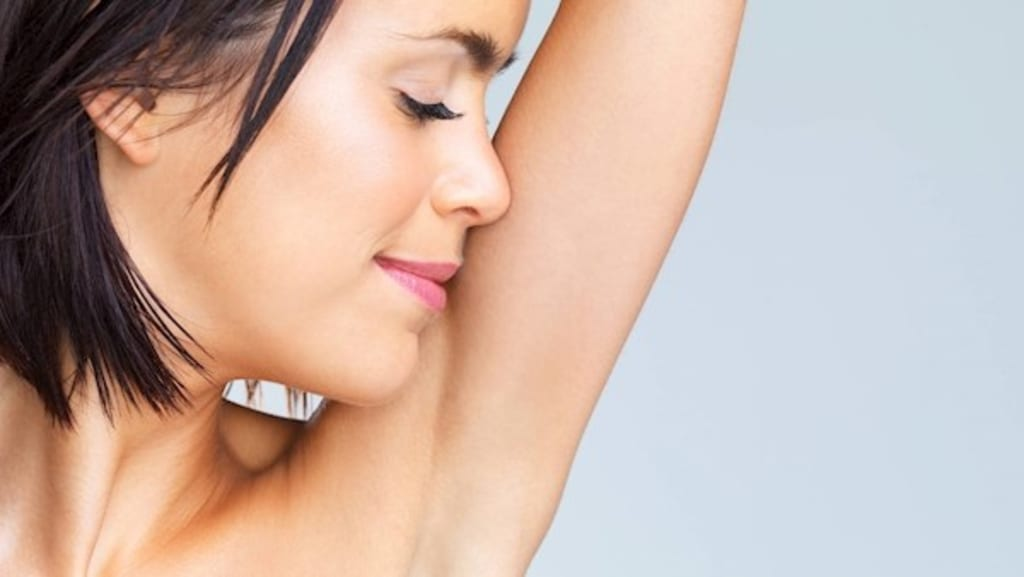 Do You Need an Armpit Detox?