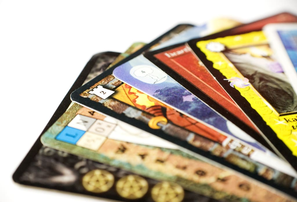 Most Popular Collectible Card Games