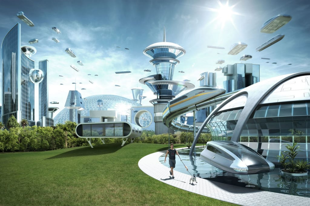 Futuristic Technologies That You Might Live to See