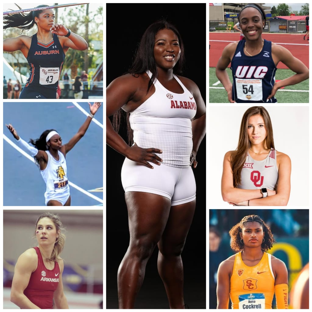 All-Amazing Track and Field Honors