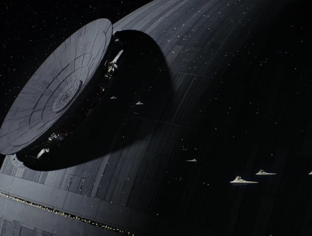 'Star Wars: Rogue One': What We Know About The New History Of The Death Star