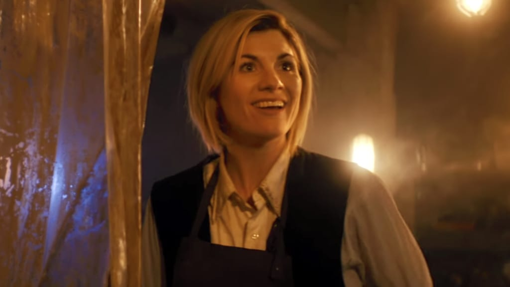 Nods to the Past in 'Doctor Who,' the Episode 'The Woman Who Fell To Earth'