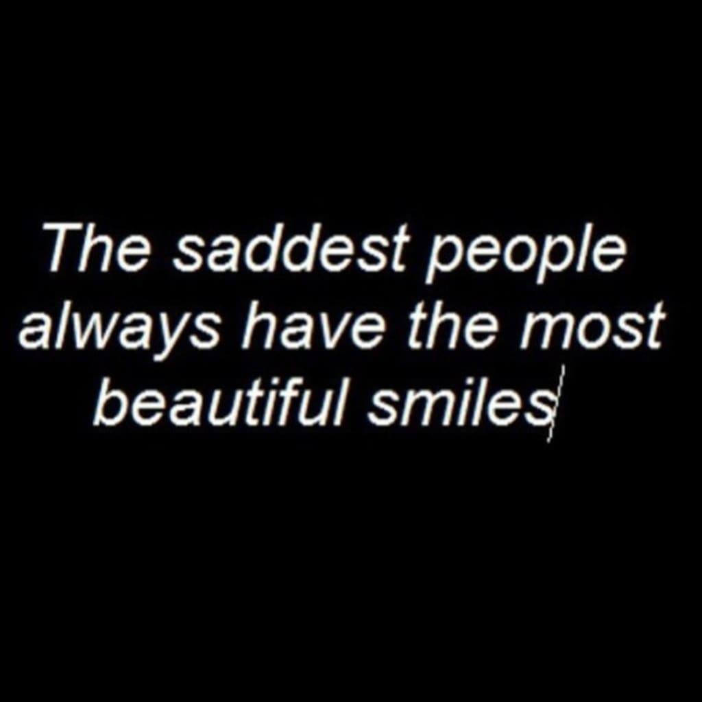 In Daylight She Smiles
