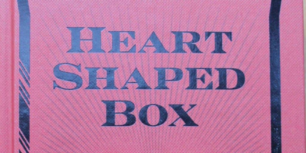 Horror in a 'Heart Shaped Box'