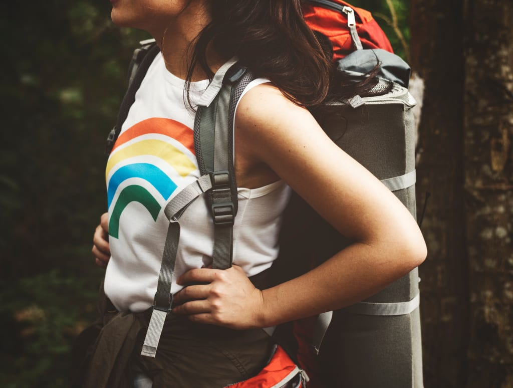 10 Backpacking Tips from Experts