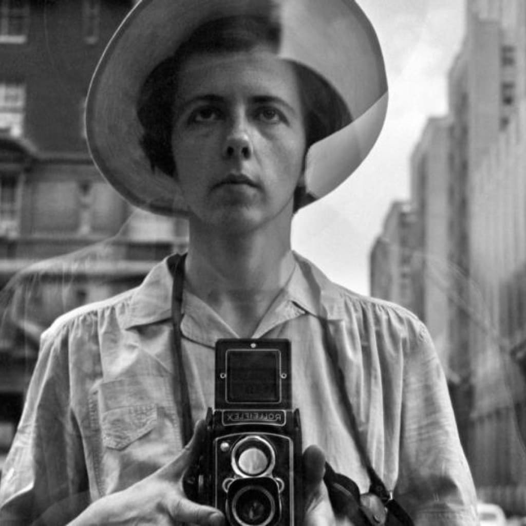 My Discovery and Re-Discovery of Vivian Maier