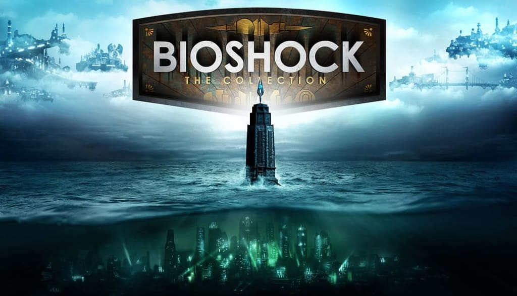 How to Upgrade to 'BioShock: The Collection' on PC