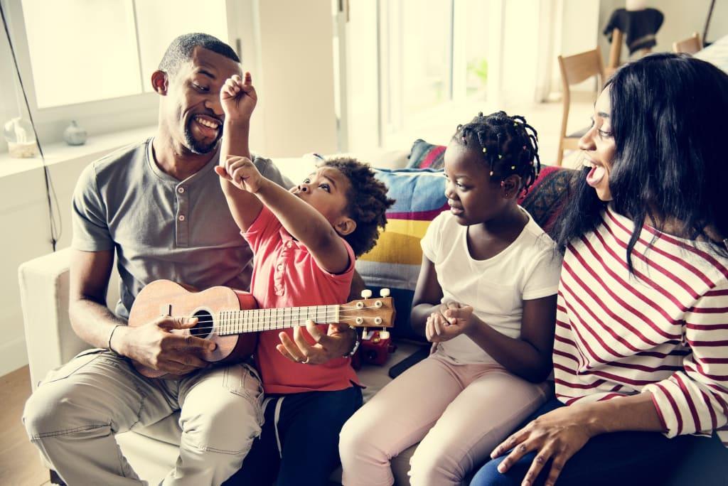 The Benefits of Utilizing Music for Family Bonding