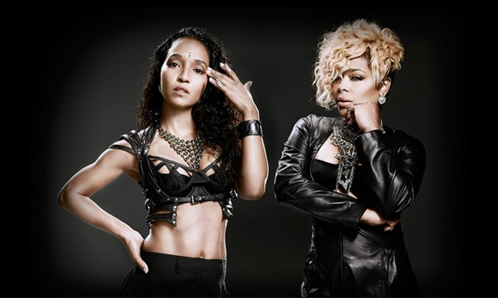 TLC: One of the Most Iconic Girl Groups in the History of Music
