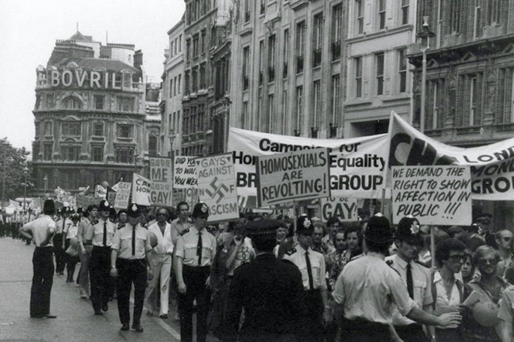 LGBT History: Gay Rights in England