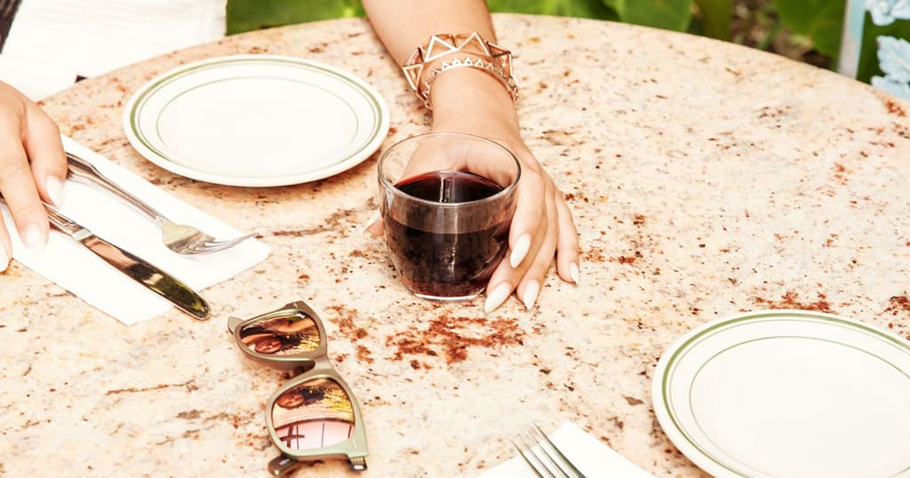 Is Red Wine Actually Healthy?