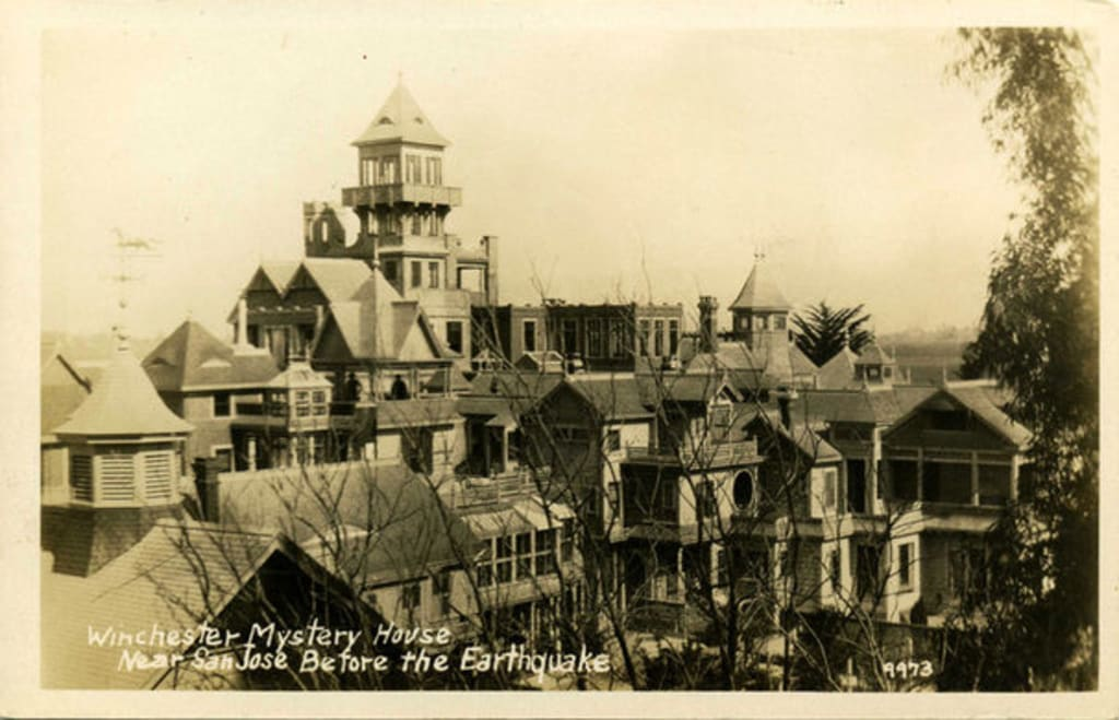 The Winchester Mystery House and Other Mirrors
