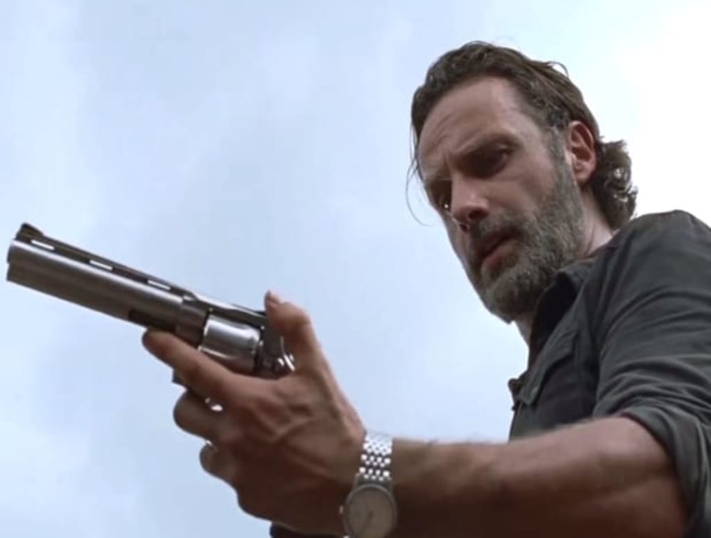 All out War: 4 Things We Learned from the Walking Dead Season 7B Extended Promo