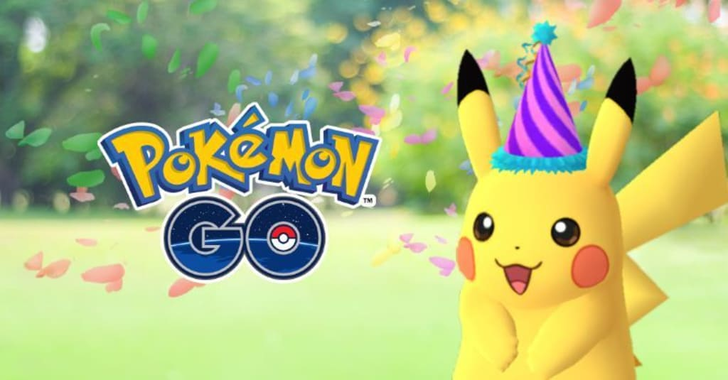 A Rare Pikachu Will Be Available For 'Pokemon Go' Players To Catch This Pokemon Day!