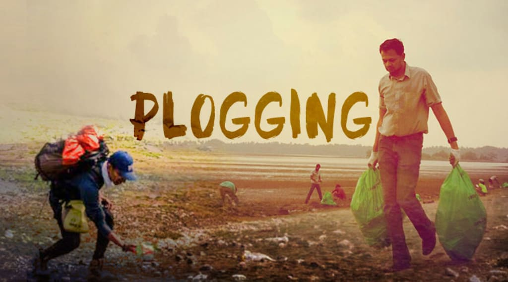 Plogging: The Popular New Eco Friendly Workout