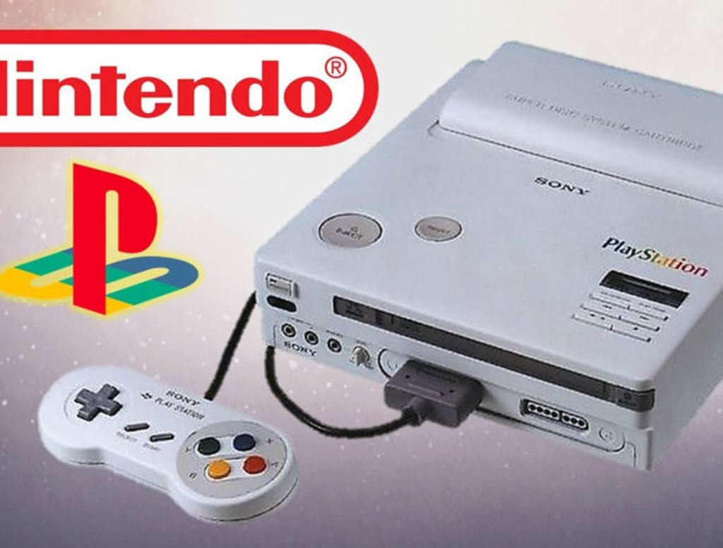 The Surprising True Story of How The First PlayStation Came to Be