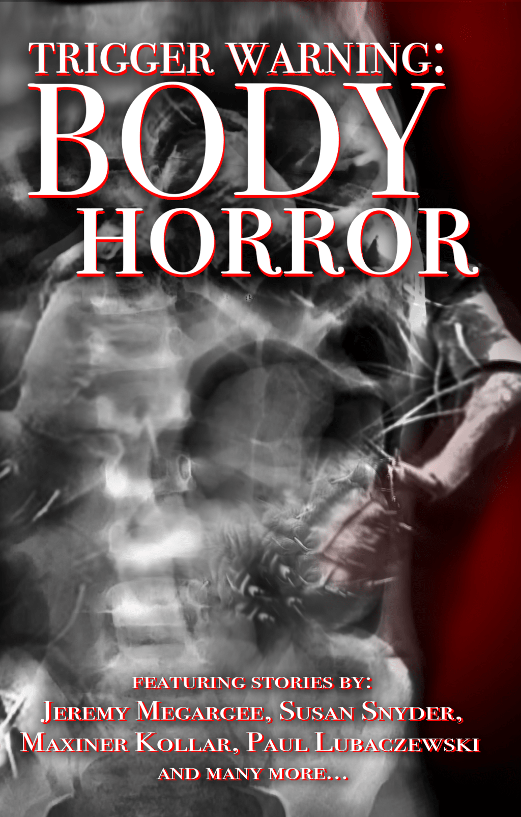 Reed Alexander's Horror Review of 'Trigger Warning: Body Horror Anthology' (2019)