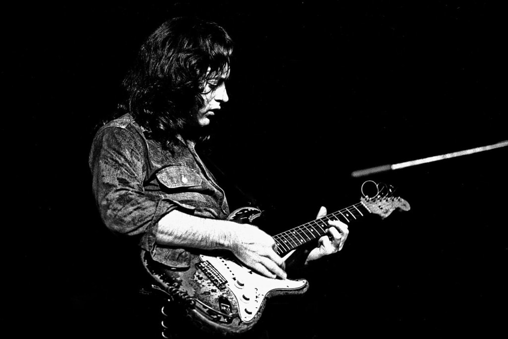 Review: Rory Gallagher Irish Tour '74