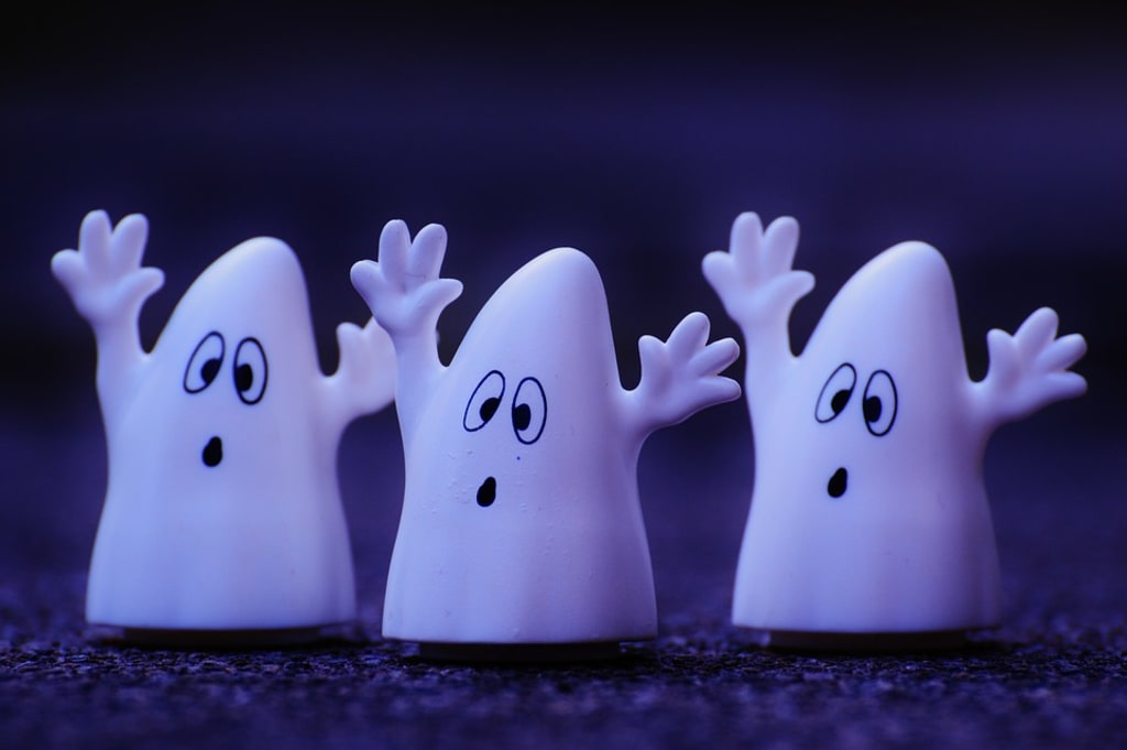 Fired Scientists Start a Ghost Extermination Business