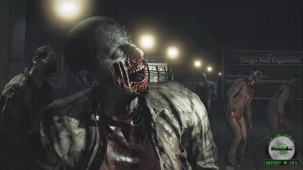 'Resident Evil 2': MZSA
