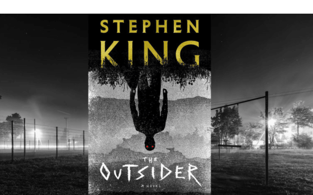Book Review: 'The Outsider'