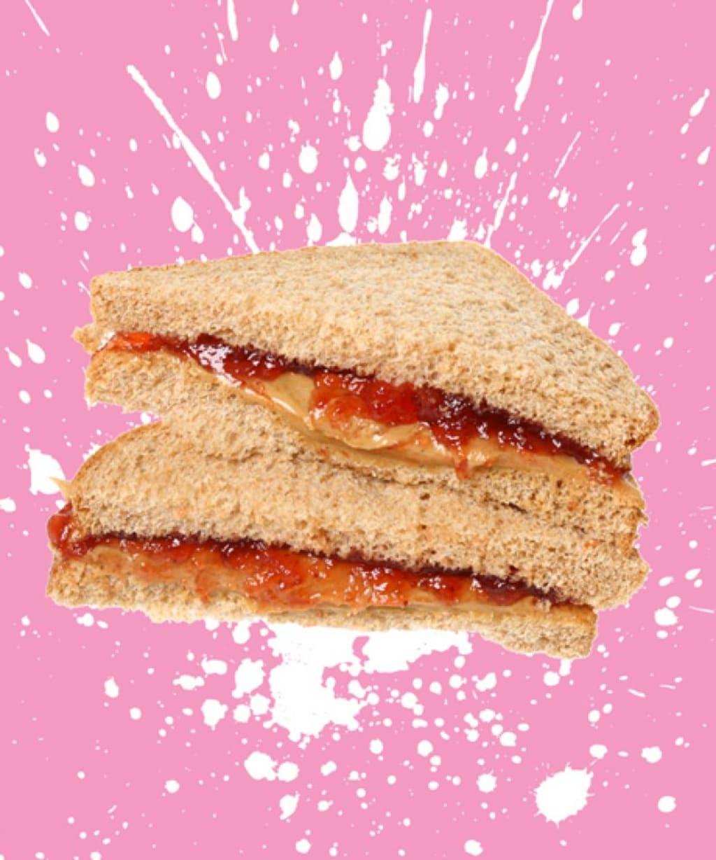 How To Make A Marijuana Peanut Butter and Jelly Sandwich