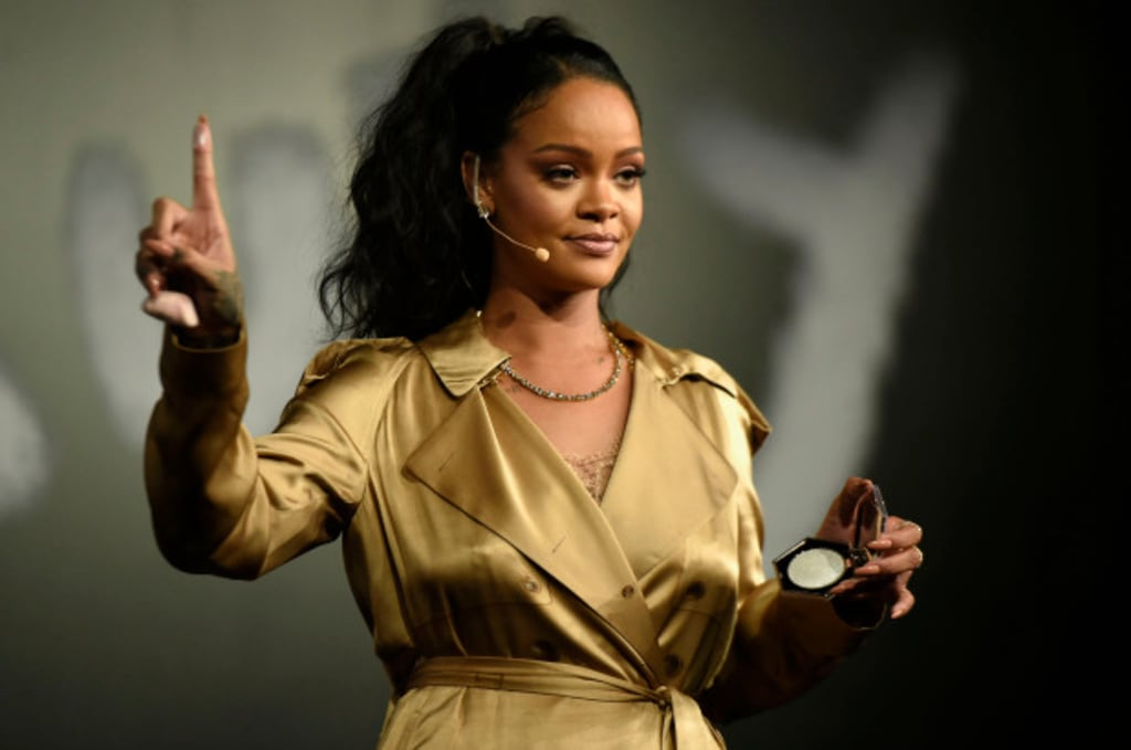 Rihanna Is Officially the Most Wealthy Female Musician—Reigning Women