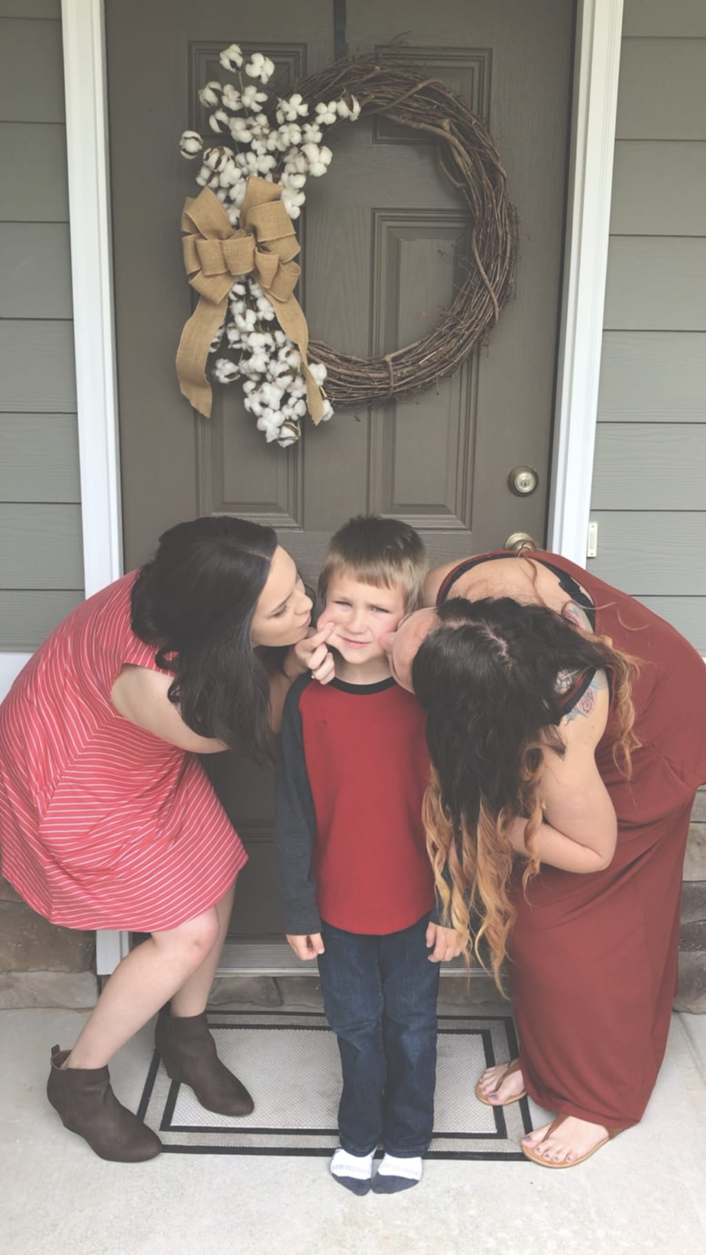 Letter to My Child's Godmother