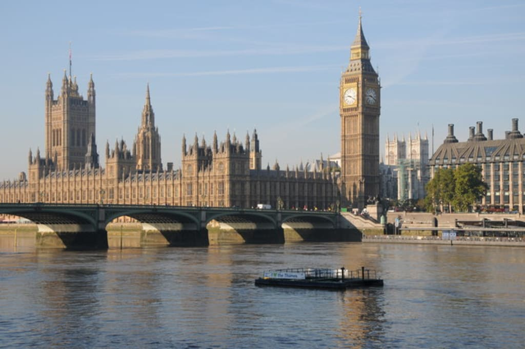 10 Funny Moments from the Houses of Parliament
