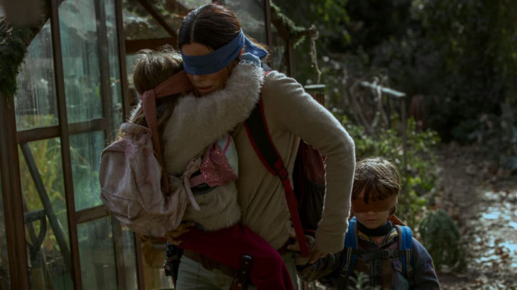 My Review of 'Bird Box'