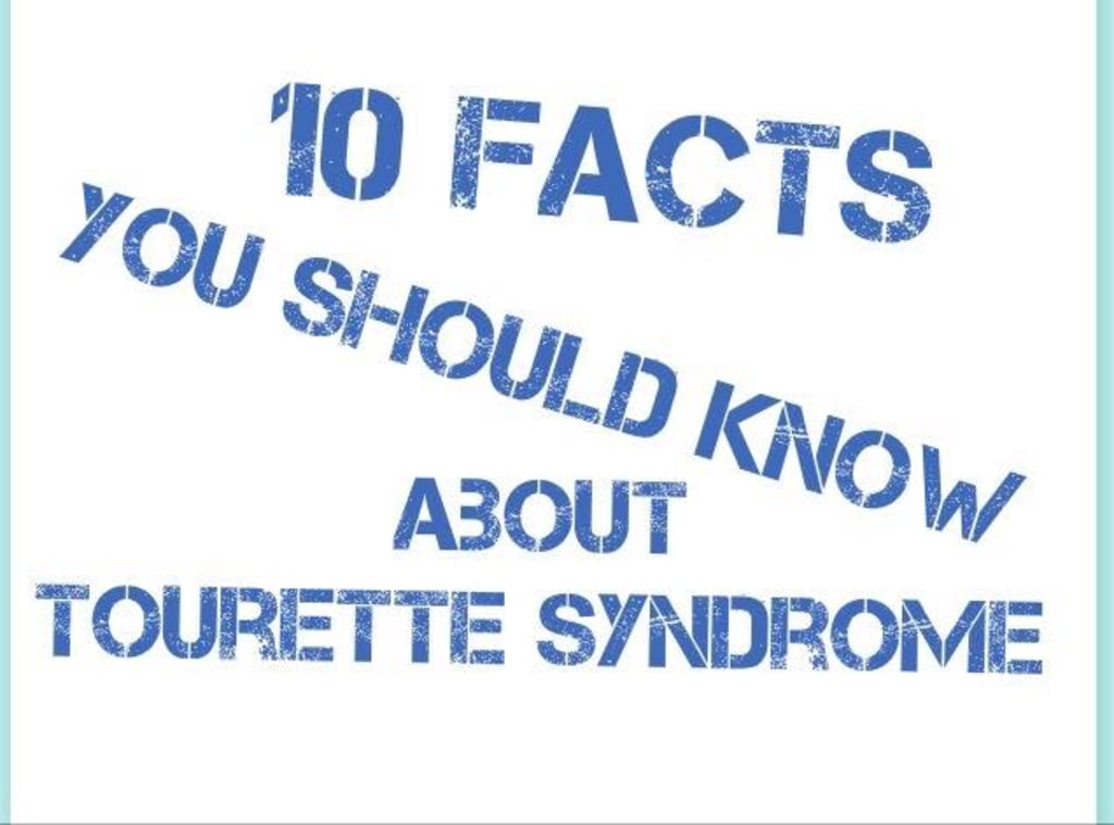 Interesting F#*king Facts About Tourettes!