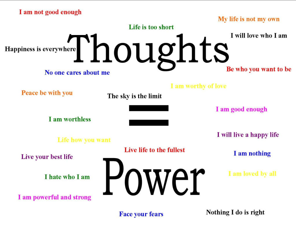 The Impact of Thoughts