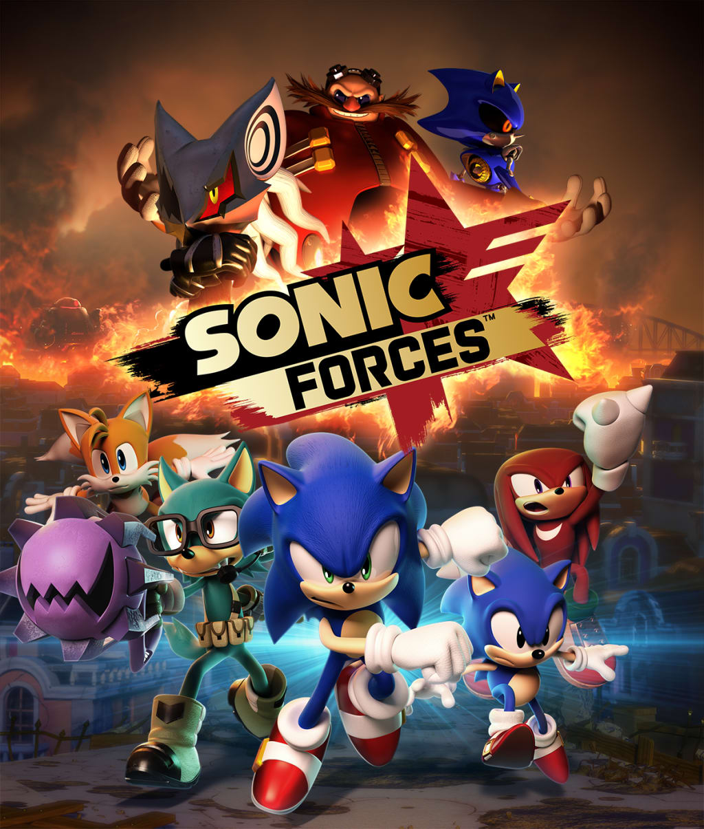 'Sonic Forces' Review