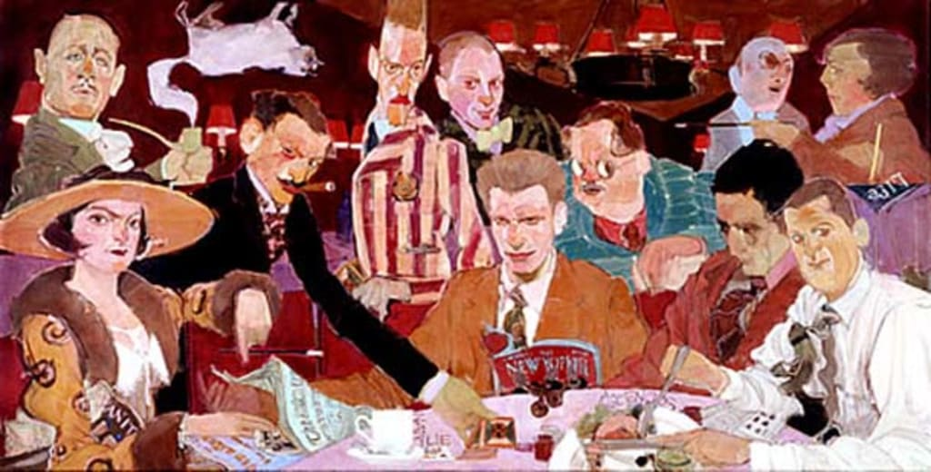 The Round Table of Writers