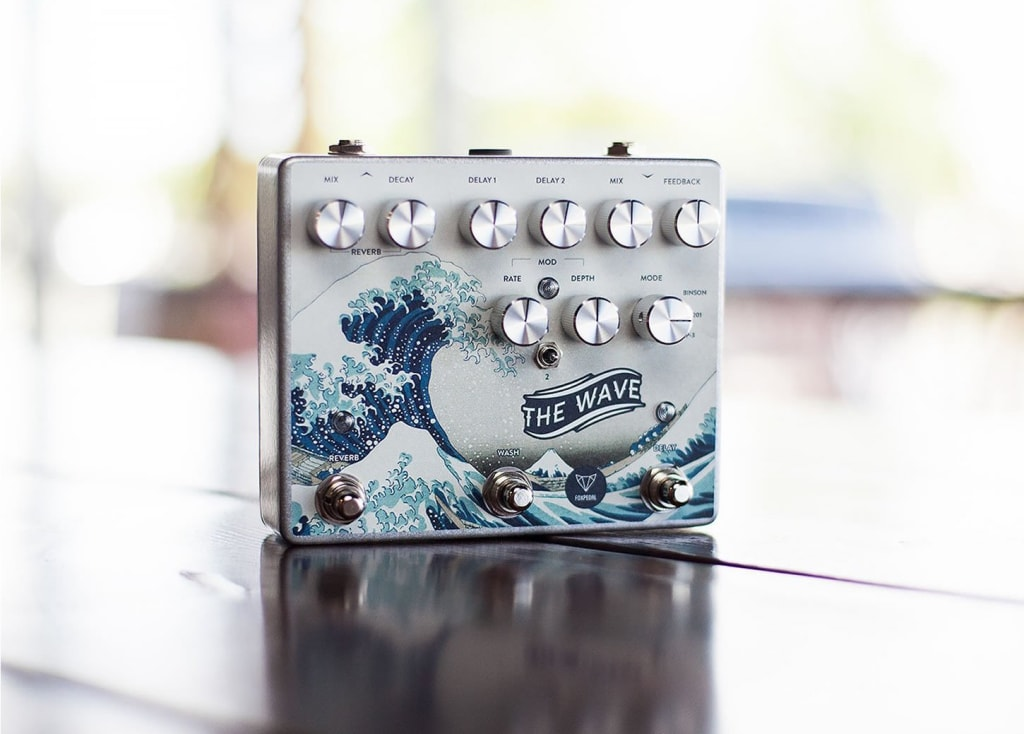 Best Reverb-Delay Combo Pedals