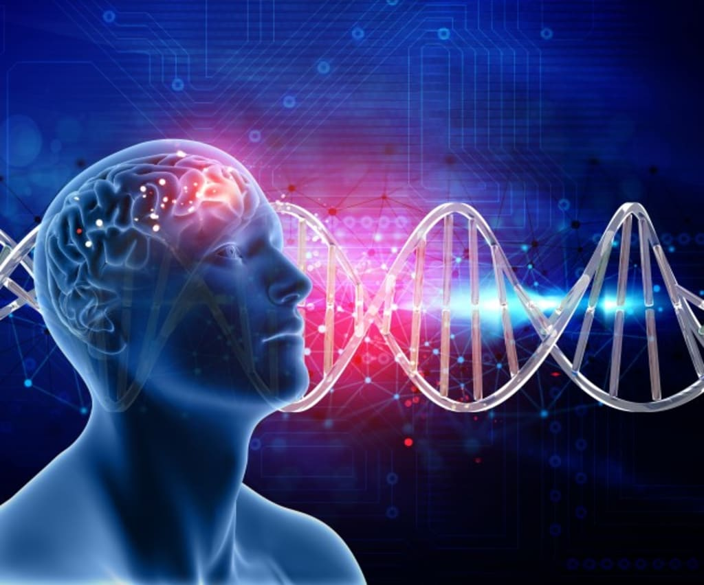 Put Thought into Your DNA
