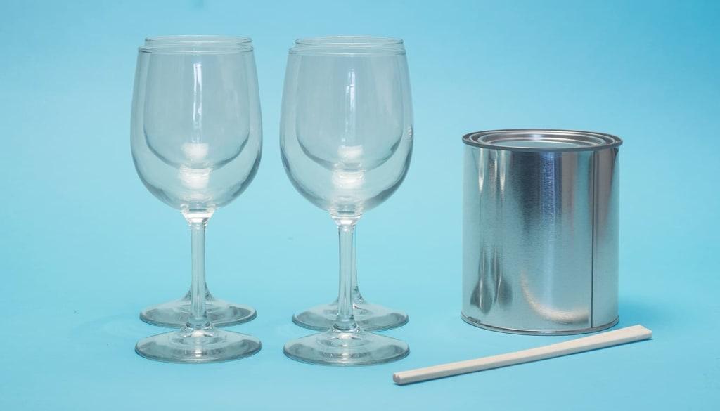 Best Wine Glass Decorating Ideas