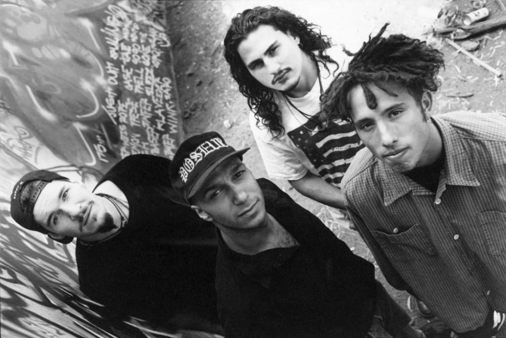 Why We Need a New Rage Against the Machine